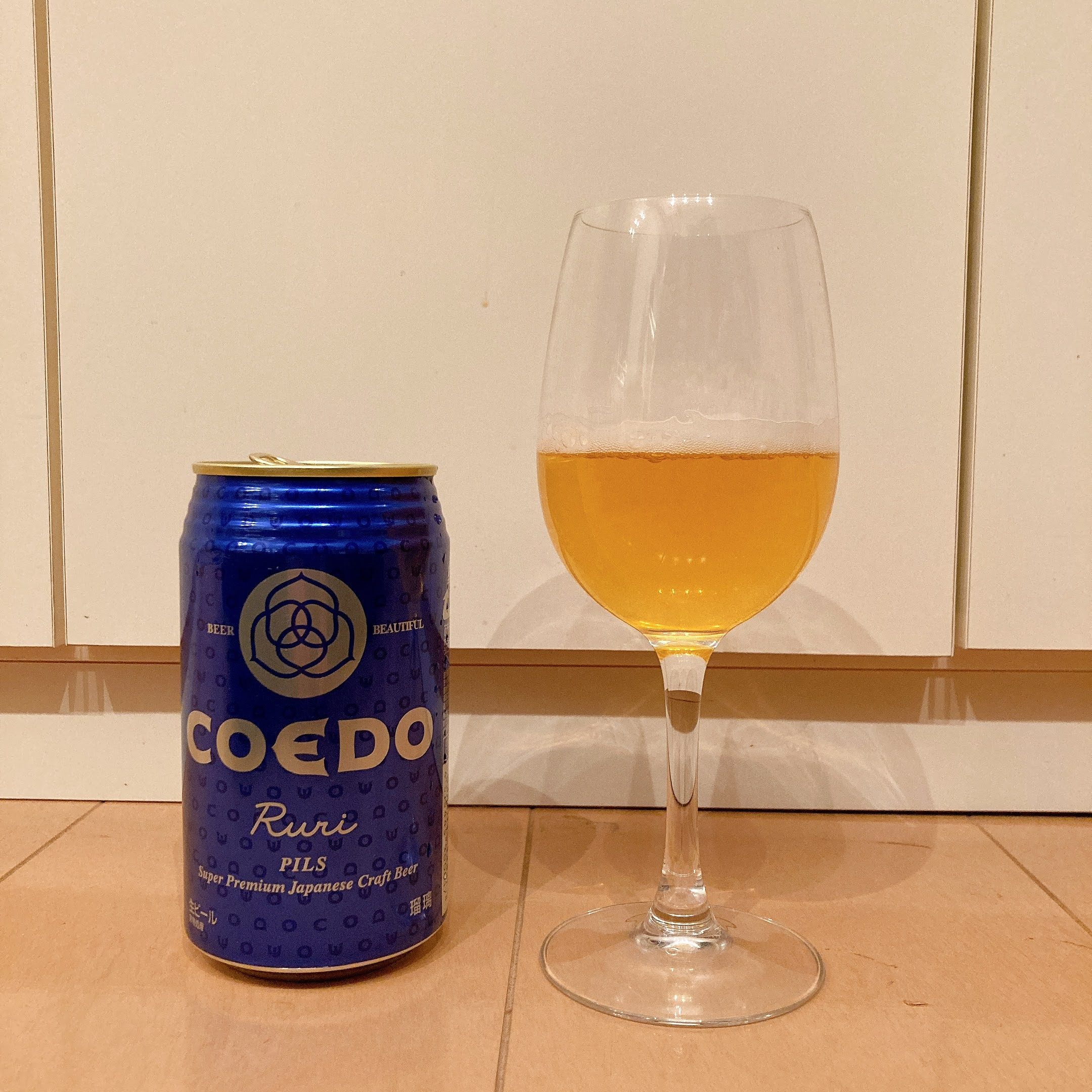 COEDO 瑠璃 -Ruri-
